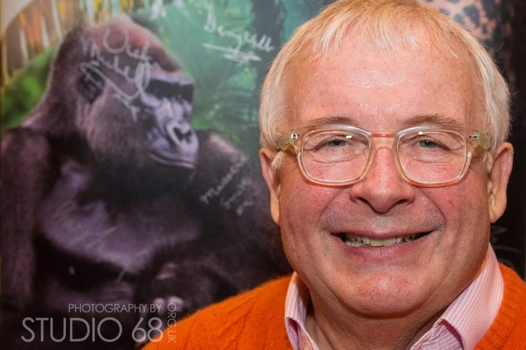 Christopher Biggins in Manchester