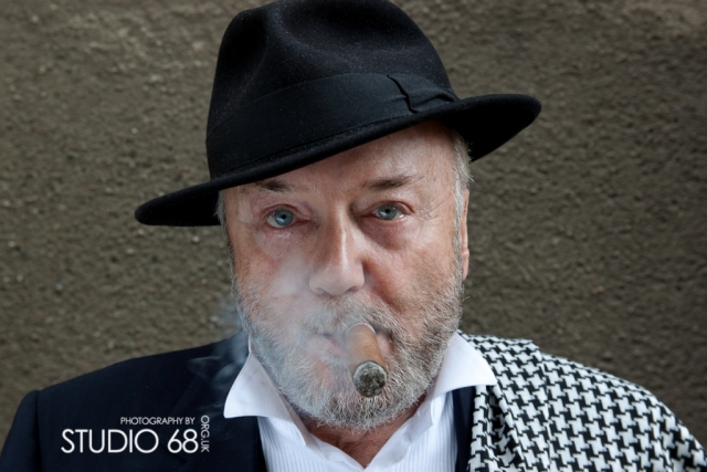 George Galloway former MP of Bradford