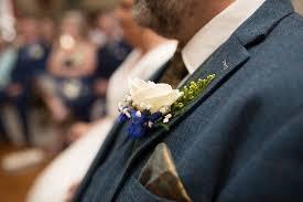 Bridegroom at Church