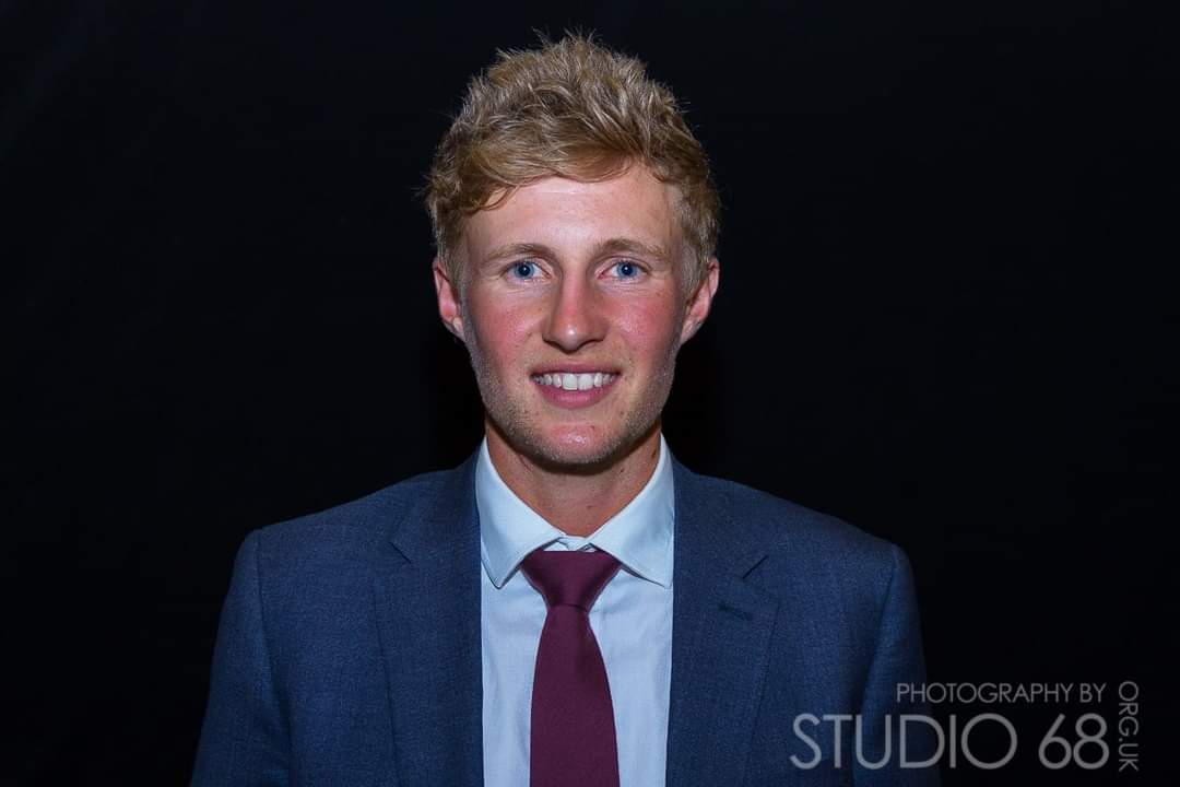 Joe Root Professional Cricketer